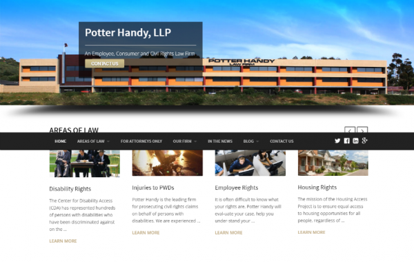 Potterhandy Law Firm