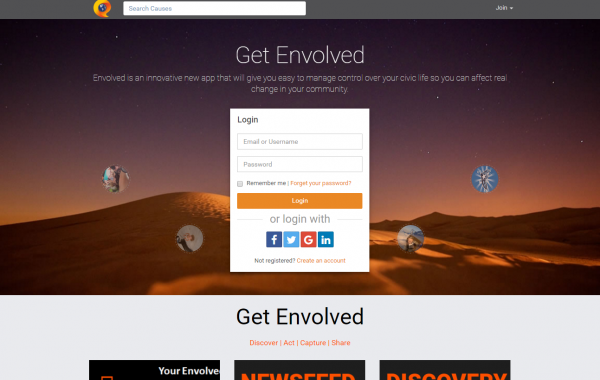 Get Envolved