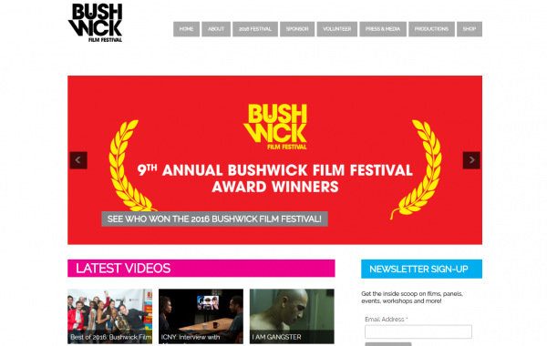Bush Wick Film Festival